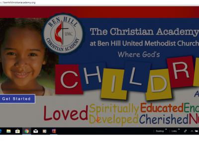 Ben Hill UMC Christian Academy